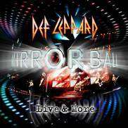 Def Leppard: Mirror Ball - Live And More (2CD + DVD), 2 CDs