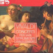 Antonio Vivaldi (1678-1741): Concerti da Camera, CD