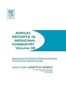 Annual Reports in Medicinal Chemistry, Buch