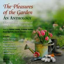 Christina Hardyment: The Pleasures of the Garden: An Anthology, 4 CDs