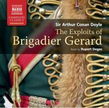 Doyle: Exploits Of Brig Gerard, CD