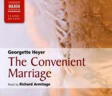 Heyer: The Convenient Marriage, 4 CDs