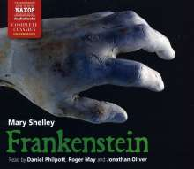 Mary Wollstonecraft Shelley: Frankenstein, 7 CDs