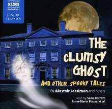 The Clumsy Ghost and Other Spooky Tales, 2 CDs