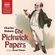 The Pickwick Papers, 25 CDs