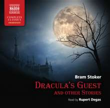 Dracula's Guest and Other Stories, 5 CDs