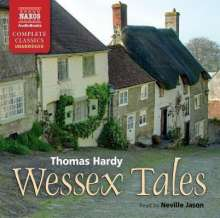 Wessex Tales D, 8 CDs