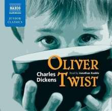 Charles Dickens: Oliver Twist, 2 CDs