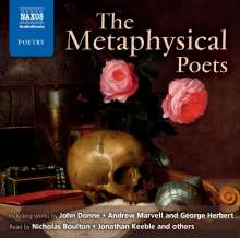The Metaphysical Poets, CD