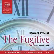 Proust, M: FUGITIVE                   11D, 11 CDs