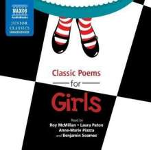 Classic Poems for Girls, CD