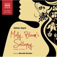 James Joyce: Molly Bloom's Soliloquy: From Ulysses, CD