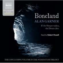 Alan Garner: Boneland, CD