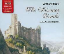 Hope: The Prisoner Of Zenda, CD
