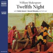 Twelfth Night, 2 CDs