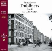 Joyce,James:Dubliners (Part 2), 3 CDs