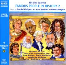 Famous People in Hist V02 2D, 2 CDs