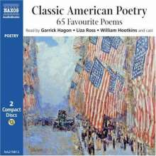 Classic Amer Poetry 2D, 2 CDs
