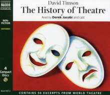 Hist of Theatre 4D, 4 CDs