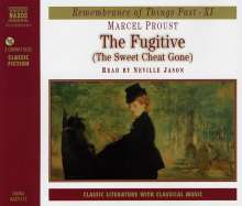 Proust, M: FUGITIVE 3D                 3D, 3 CDs