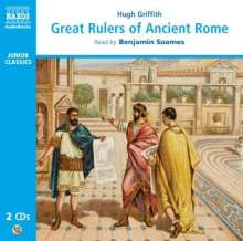 Benjamin Soames: Griffith: Great Rulers, 2 CDs