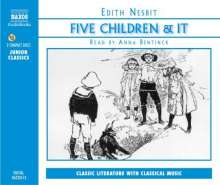 5 Children & It 2D, 2 CDs
