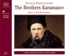 Dostojewskij,Fjodor:The Brothers Karamazov (in engl.Spr.), CD