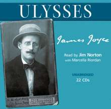 Joyce,James:Ulysses, 22 CDs