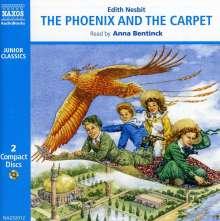 Phoenix & the Carpet D, 2 CDs