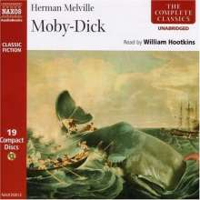 Melville,Herman:Moby Dick, 19 CDs