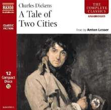 Dickens,Charles:A Tale of two Cities, 12 CDs