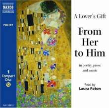 A Lover's Gift from Her to Him: Poetry, Prose and Music, CD