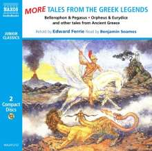 Edward Ferrie: More Tales from the Greek Legends, CD