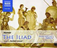 Homer:The Iliad (in engl.Spr.), 4 CDs