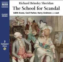 The School for Scandal, 2 CDs