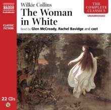 Wilkie Collins: The Woman in White, CD