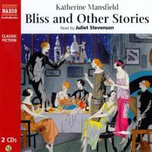 Bliss and Other Stories, CD