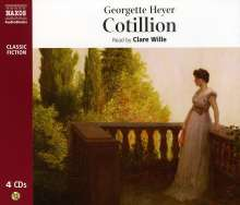 Cotillion, CD