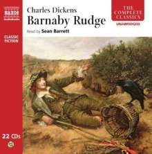 Barnaby Rudge, 22 CDs