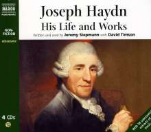 Joseph Haydn: His Life and Works, 4 CDs