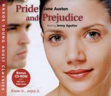 Pride and Prejudice, 3 CDs