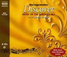 Discover Music of the Baroque Era, 4 CDs