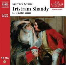 Tristram Shandy, 15 CDs