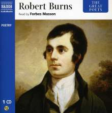 The Great Poets: Robert Burns, CD