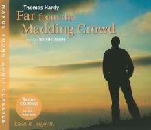 Neville Jason: Far From The Madding Crowd, CD