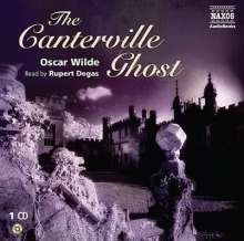 Wilde - The Canterville Ghost, CD