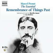 Neville Jason: Proust: Essential Remem, 8 CDs