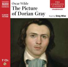 Greg Wise: The Picture Of Dorian Gray, 7 CDs
