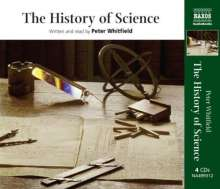 Peter Whitfield: Peter Whitfield: The History Of Science, 4 CDs