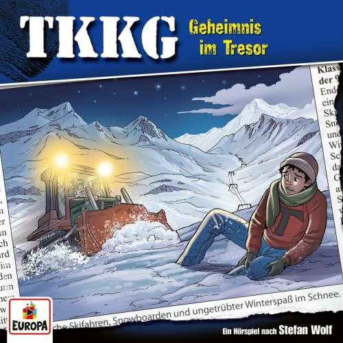 Cover von Geheimnis im Tresor (Hörbuch-CD)